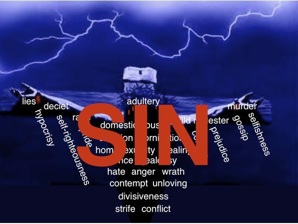 Yesus menanggung dosa