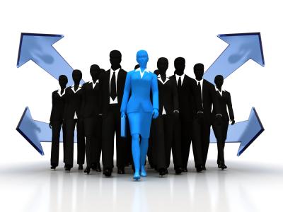 Gambar: Menciptakan pemimpin