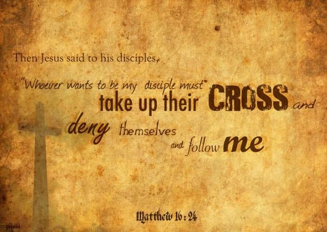 Gambar: Matius 16:24