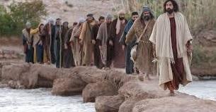 Gambar: Teladan Yesus
