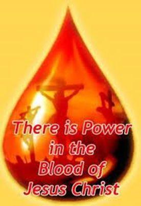 Gambar: Darah Yesus