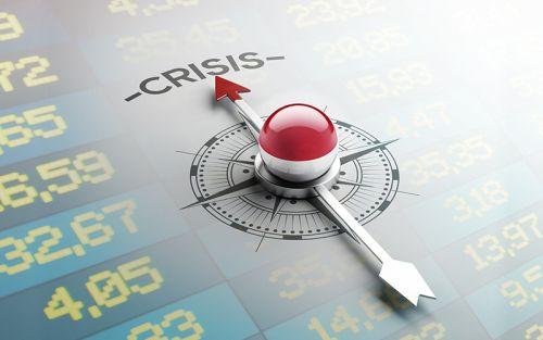Gambar: Menghadapi krisis