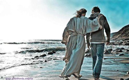 Gambar: Tuhan meneguhkan