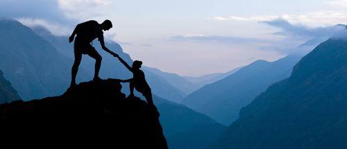 Gambar: Menuju puncak