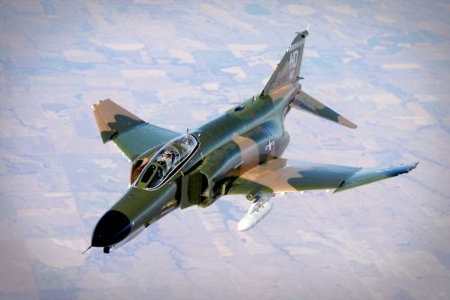 Gambar: Pesawat tempur