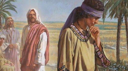 Yesus dan pemuda kaya