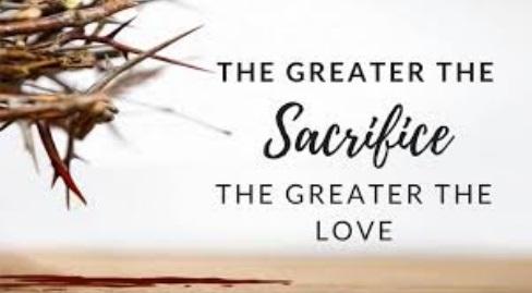 Gambar: Pengorbanan Kristus