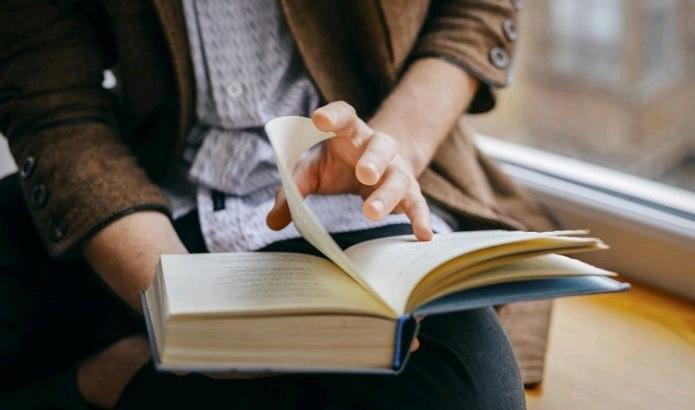 Gambar: Minat membaca buku