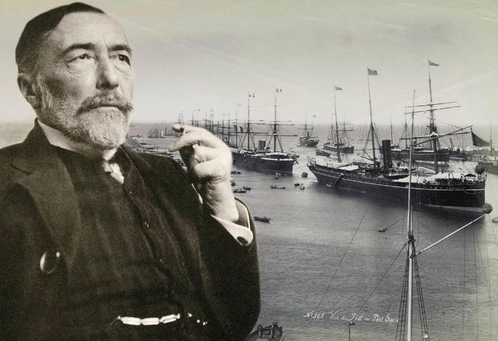 Gambar: Joseph Conrad