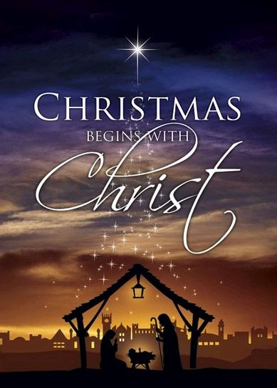 Gambar: Natal Adalah Kristus