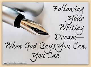 Gambar: Following your writing dream