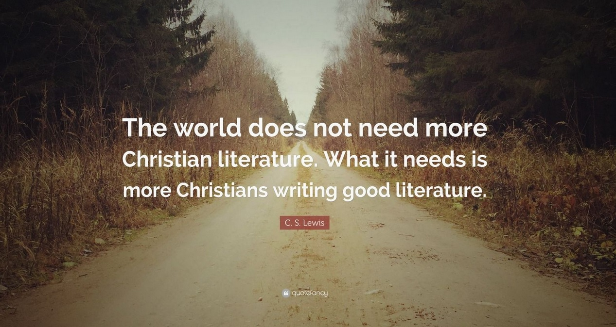 Gambar: Writing Christian