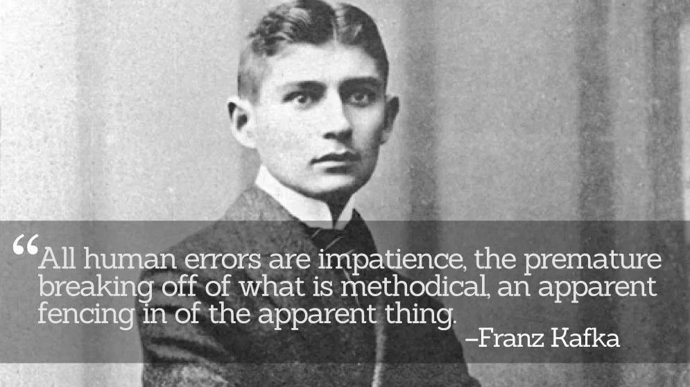 Gambar: Franz Kafka