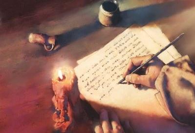 Gambar: Alkitab dan Penulis