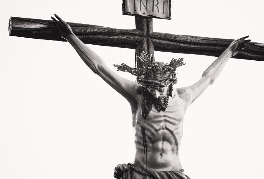 Gambar Tuhan Yesus Di Salib