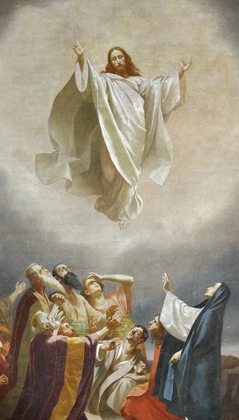 Gambar: Kenaikan Kristus