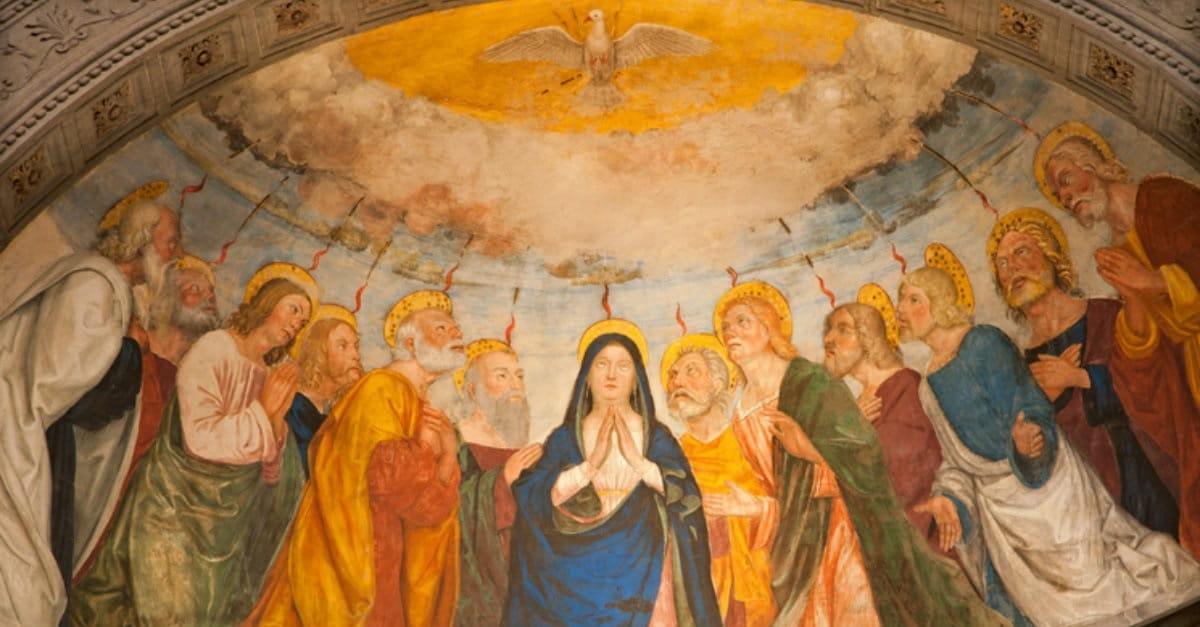 Gambar: Pentecost