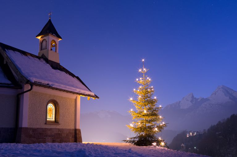 Lagu Natal dari desa