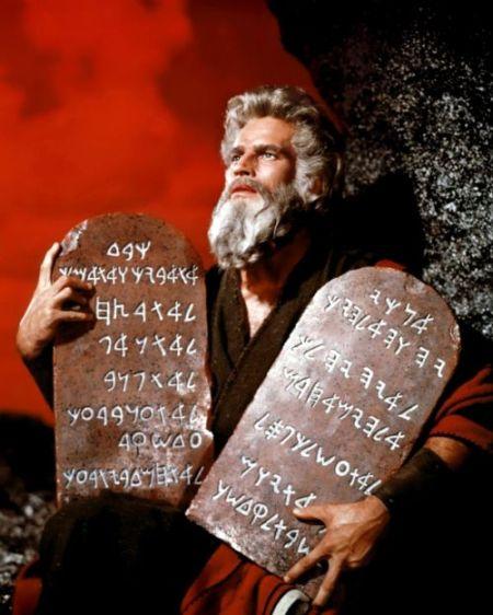 Musa dan Dua Loh Batu