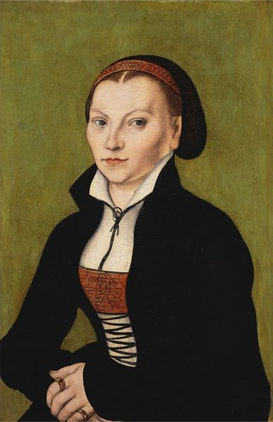 Gambar: Katharina von Bora