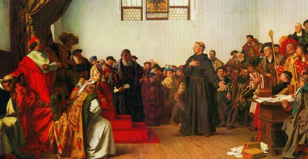 Gambar: Diet of Worms