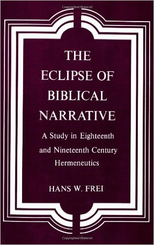 Gambar: The Eclipse of Biblical Narrative