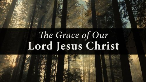 Grace of Christ