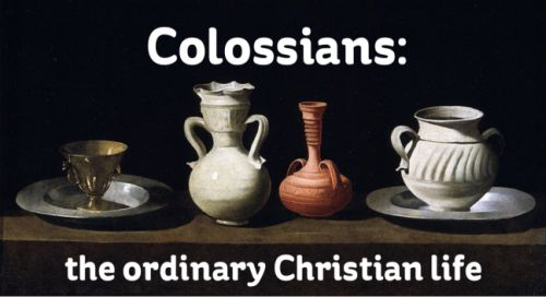 Ordinary Christian Life