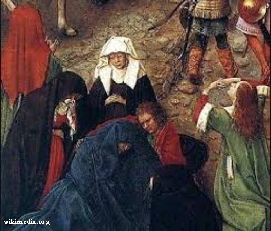 Para Wanita di penyaliban Kristus