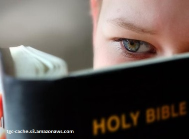Anak cinta Alkitab