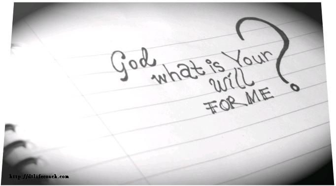 Bagaimana cara mengetahui kehendak Allah?