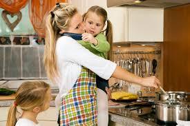 Aktivitas Ibu Rumah Tangga