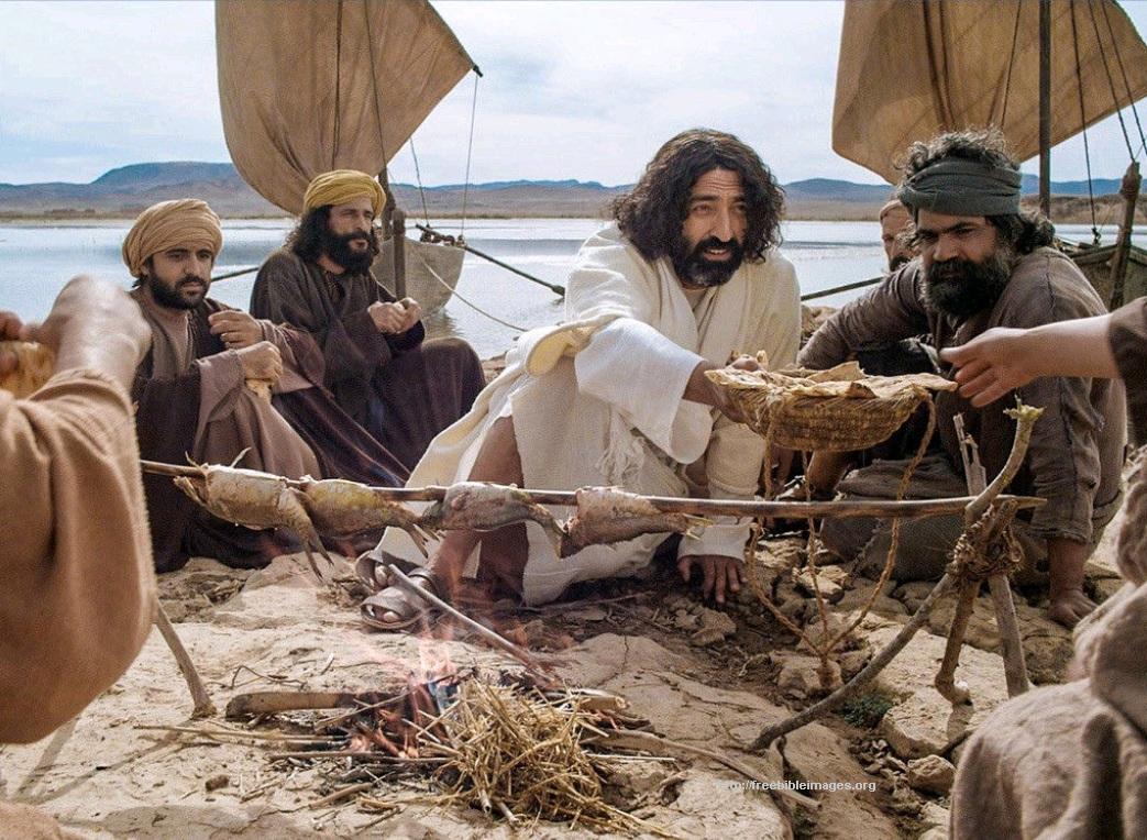 Yesus Melayani