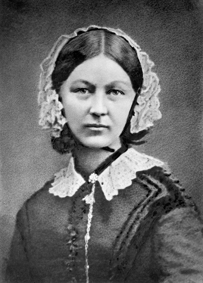 Gambar: Florence Nightingale