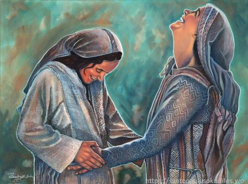 Gambar: Wanita dalam Alkitab
