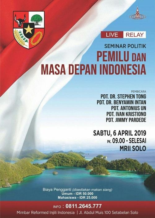 Seminar Politik Pemilu dan Masa Depan Indonesia