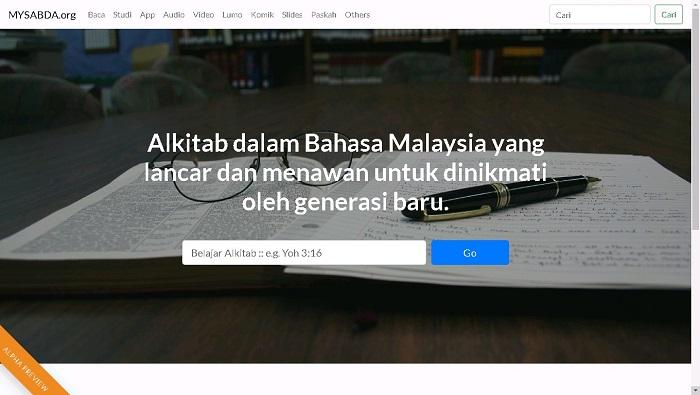 MySABDA.org