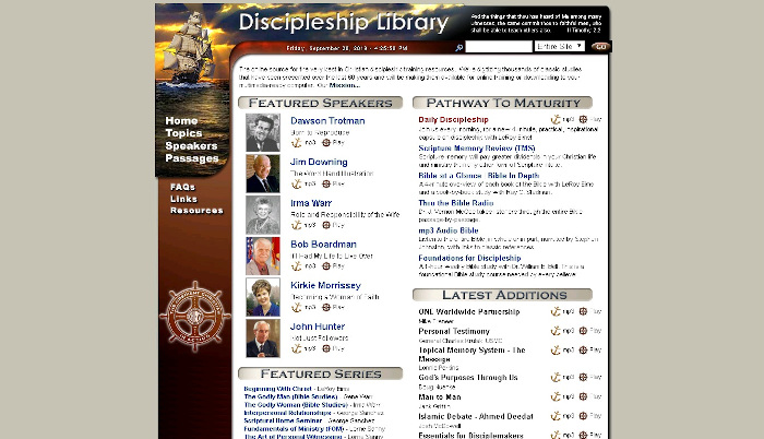 Discipleship Library
