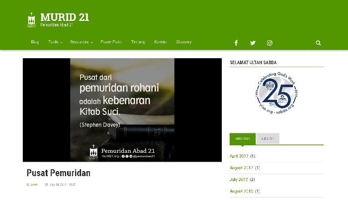 MURID 21