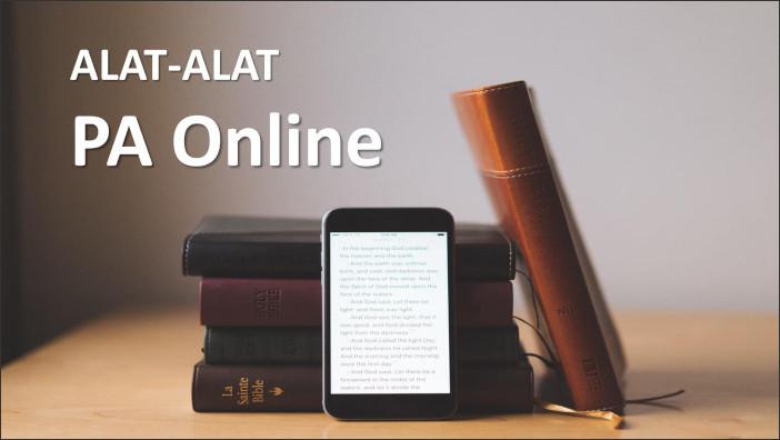 Alat-Alat PA Online