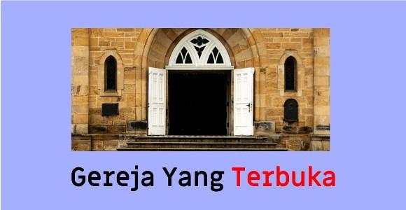 Gereja Terbuka