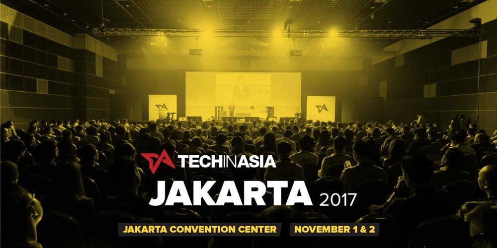 Tech in Asia Jakarta (TIA Jakarta)