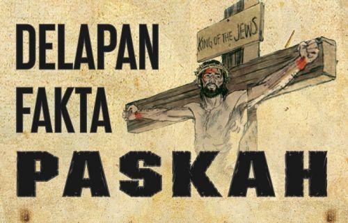 Infografis Minggu Paskah
