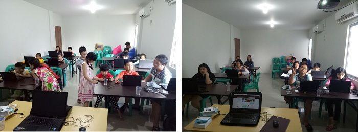 Pelayanan Digital Ministry di GKY Tanjung Pinang