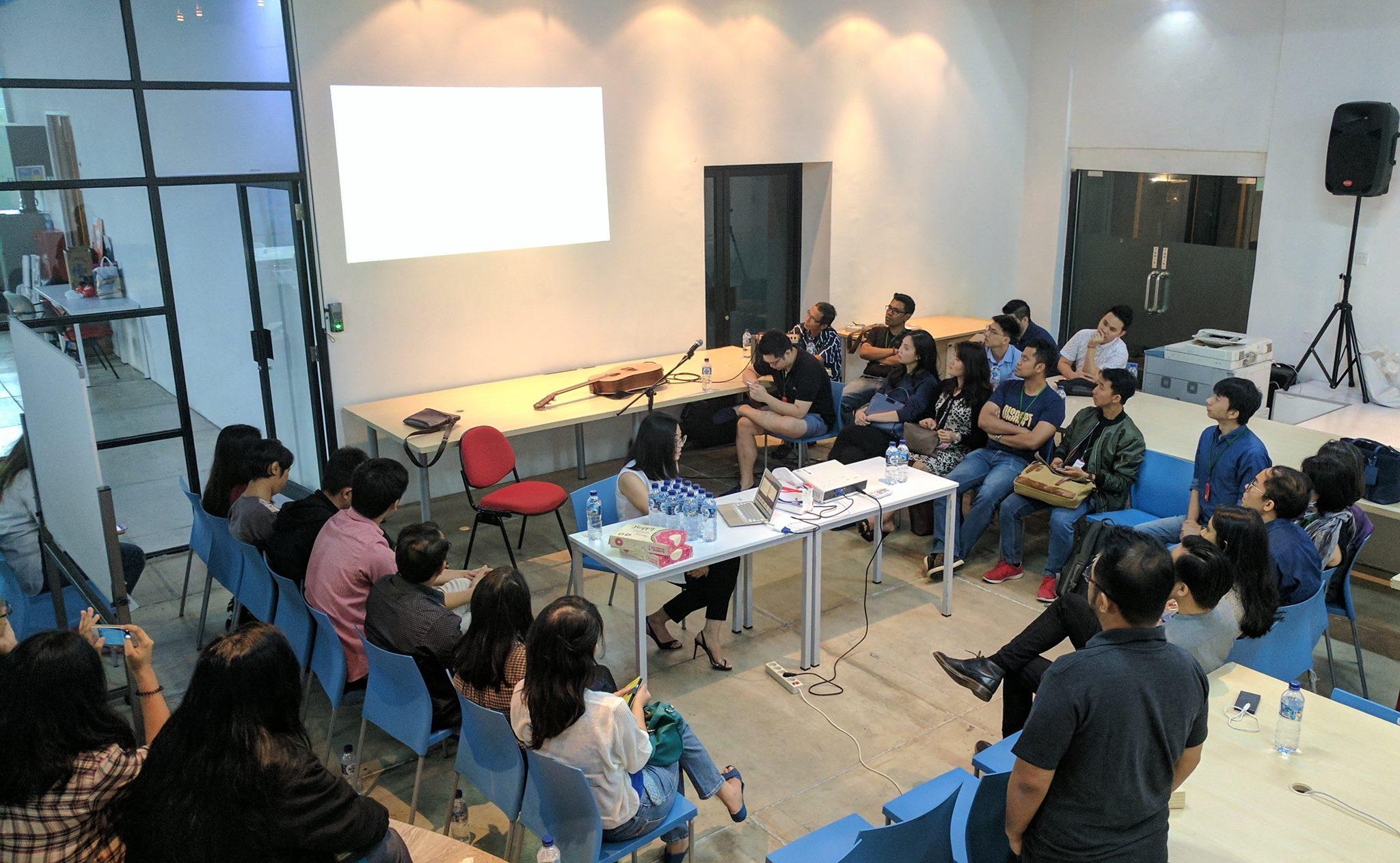 Reuni Code for the Kingdom di Jakarta
