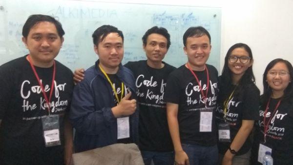 SABDA dalam Code for the Kingdom Jakarta 2017