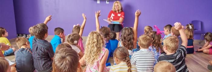 Kuatkan Pelayanan Anak di Gereja dengan Sepuluh Cara Ini!