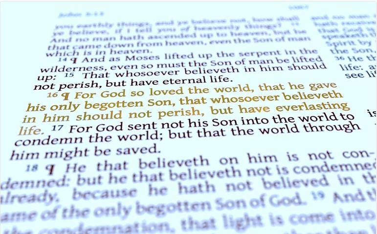 Gambar: Injil Yohanes