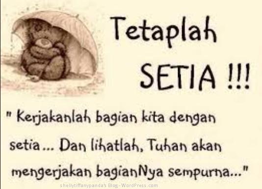 Tetap Setia