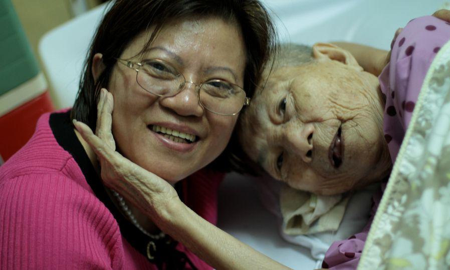 Gambar: Mai dan Ibunya